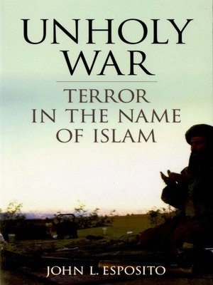 cover image of Unholy War