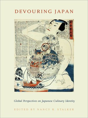cover image of Devouring Japan
