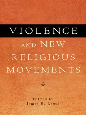 cover image of Violence and New Religious Movements