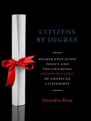 cover image of Citizens By Degree