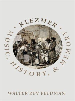 cover image of Klezmer