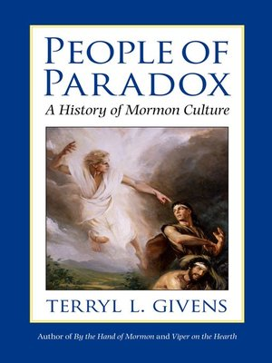 cover image of People of Paradox