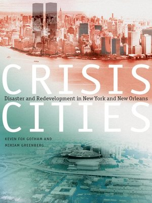 cover image of Crisis Cities