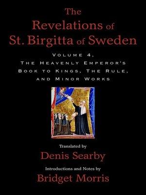 cover image of The Revelations of St. Birgitta of Sweden, Volume 4