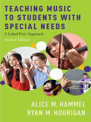 cover image of Teaching Music to Students with Special Needs