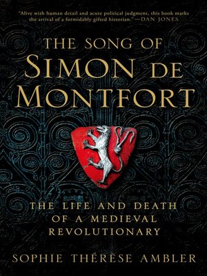 cover image of The Song of Simon de Montfort