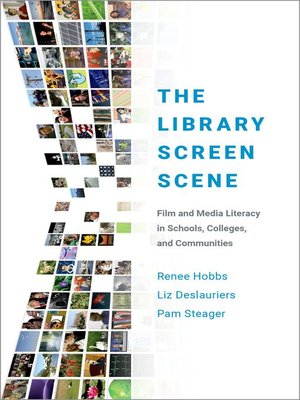 cover image of The Library Screen Scene