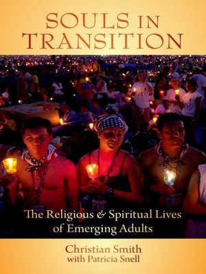 cover image of Souls in Transition