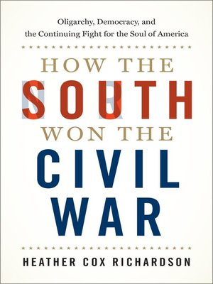 cover image of How the South Won the Civil War