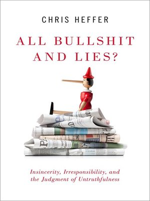 cover image of All Bullshit and Lies?