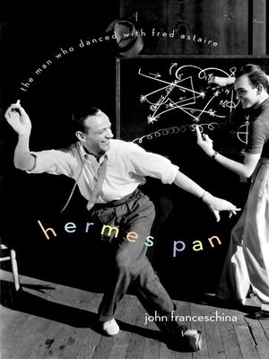 cover image of Hermes Pan