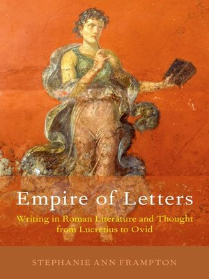 cover image of Empire of Letters