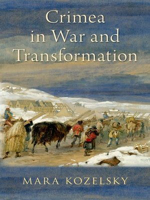 cover image of Crimea in War and Transformation