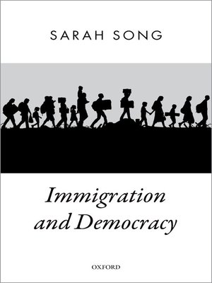 cover image of Immigration and Democracy