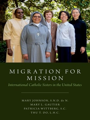 cover image of Migration for Mission