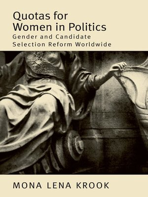 cover image of Quotas for Women in Politics