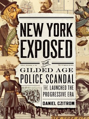 cover image of New York Exposed
