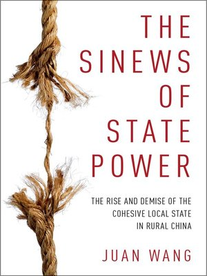 cover image of The Sinews of State Power
