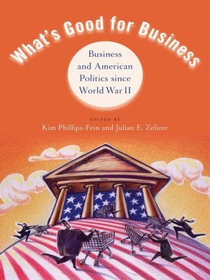 cover image of What's Good for Business