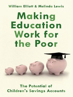 cover image of Making Education Work for the Poor