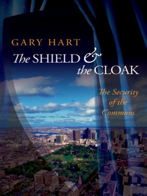 cover image of The Shield and the Cloak