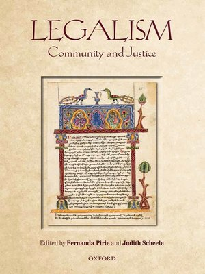 cover image of Legalism