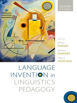 cover image of Language Invention in Linguistics Pedagogy