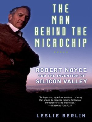 cover image of The Man Behind the Microchip