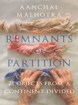 cover image of Remnants of Partition