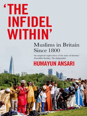 """cover image of """"The Infidel Within"""""""