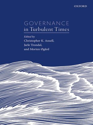 cover image of Governance in Turbulent Times