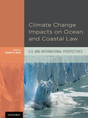 cover image of Climate Change Impacts on Ocean and Coastal Law