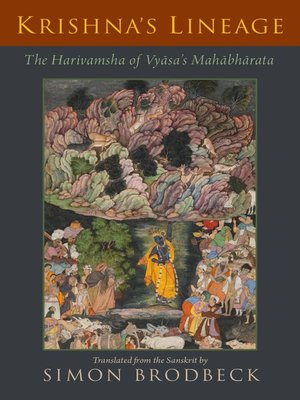 cover image of Krishna's Lineage