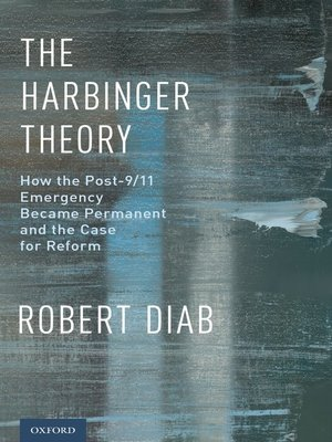 cover image of The Harbinger Theory