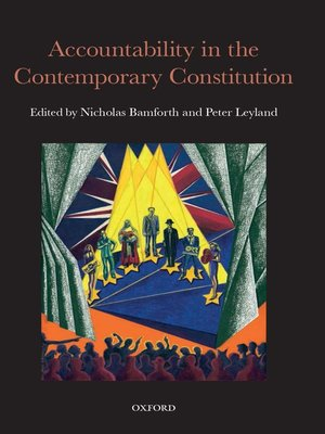cover image of Accountability in the Contemporary Constitution