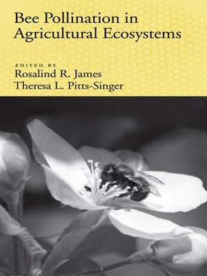 cover image of Bee Pollination in Agricultural Ecosystems