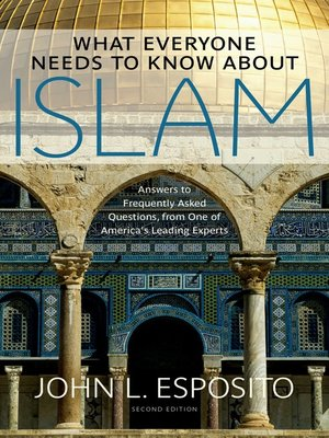 cover image of What Everyone Needs to Know about Islam