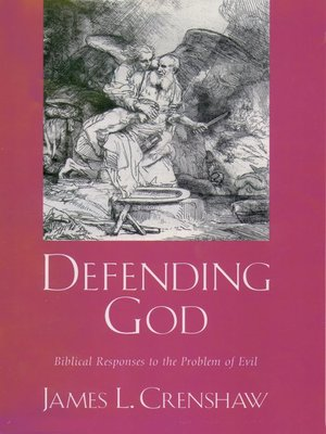 cover image of Defending God
