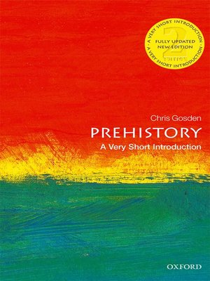 cover image of Prehistory
