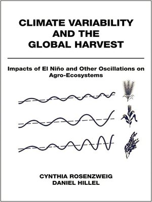 cover image of Climate Variability and the Global Harvest