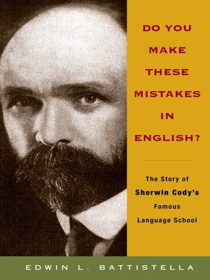 cover image of Do You Make These Mistakes in English?