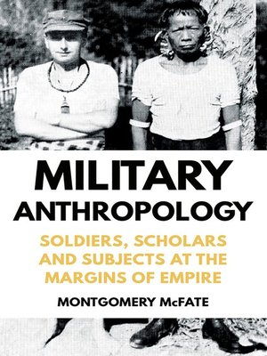 cover image of Military Anthropology