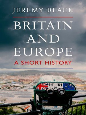 cover image of Britain and Europe