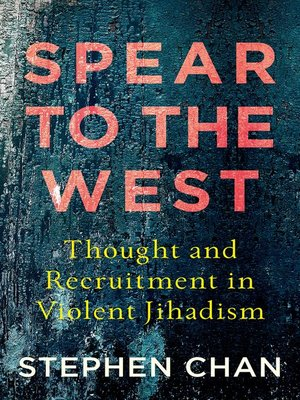 cover image of Spear to the West