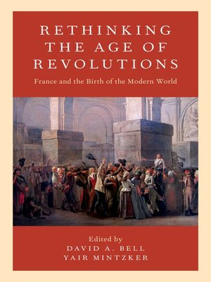 cover image of Rethinking the Age of Revolutions