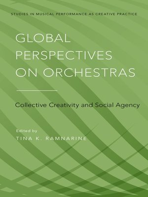 cover image of Global Perspectives on Orchestras