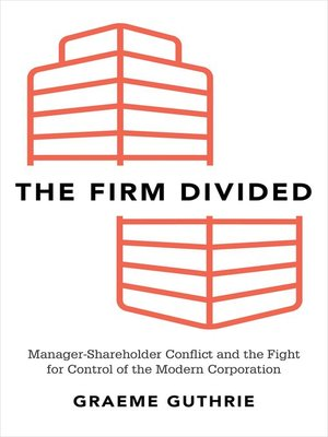 cover image of The Firm Divided
