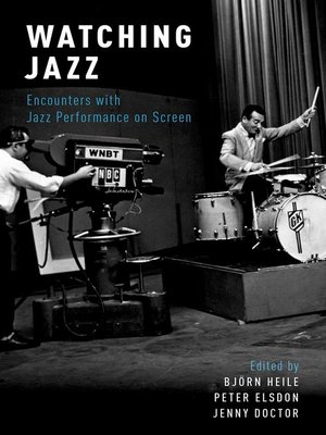 cover image of Watching Jazz
