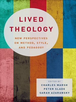cover image of Lived Theology