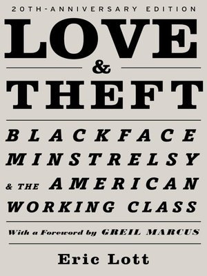 cover image of Love & Theft